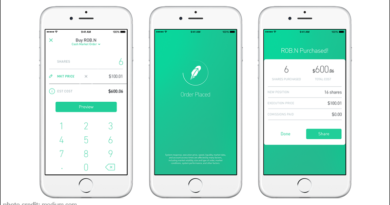 Robinhood Investing App