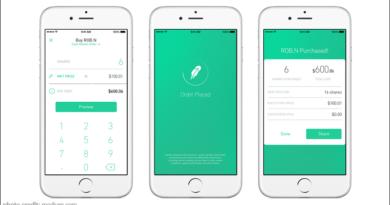Robinhood Investing App